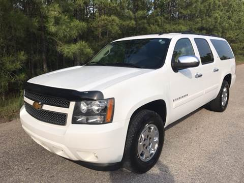 2008 Chevrolet Suburban for sale in Wake Forest, NC