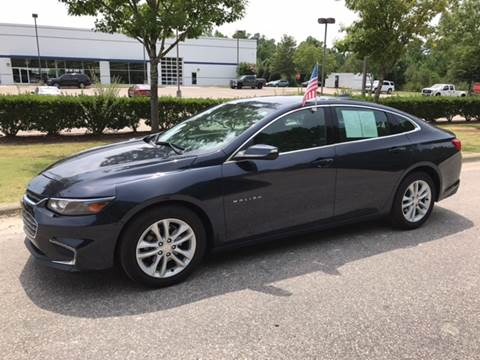 2016 Chevrolet Malibu for sale in Wake Forest, NC