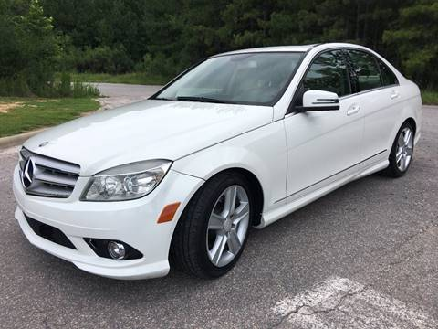 2010 Mercedes-Benz C-Class for sale in Wake Forest, NC