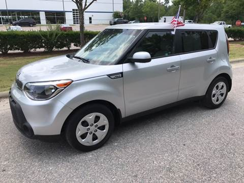 2015 Kia Soul for sale at Drive 1 Auto Sales in Wake Forest NC