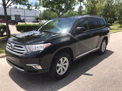 2013 Toyota Highlander for sale in Wake Forest, NC