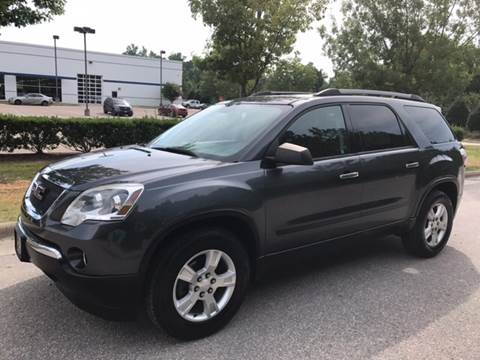 2011 GMC Acadia for sale in Wake Forest, NC