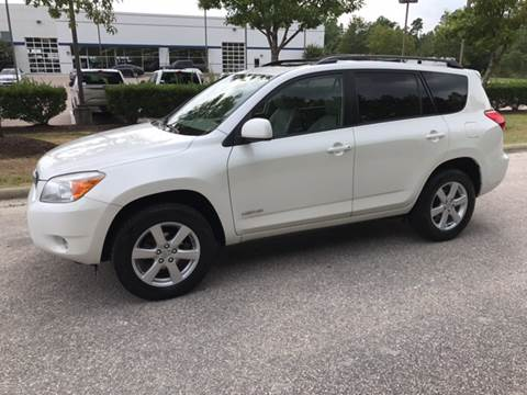 2007 Toyota RAV4 for sale in Wake Forest, NC