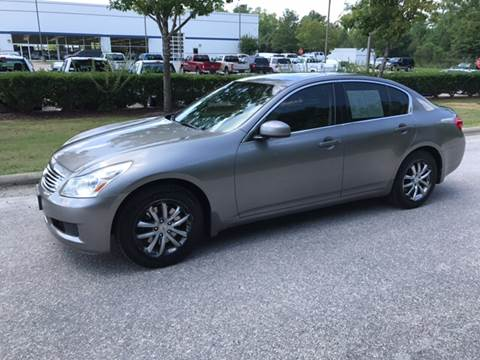 2007 Infiniti G35 for sale in Wake Forest, NC