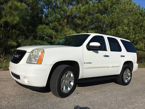 2007 GMC Yukon for sale at Drive 1 Auto Sales in Wake Forest NC