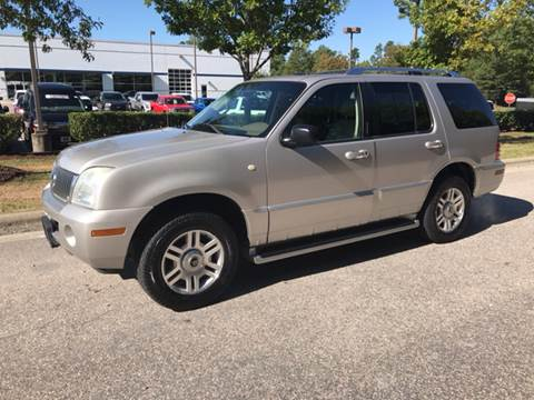 2004 Mercury Mountaineer for sale in Wake Forest, NC