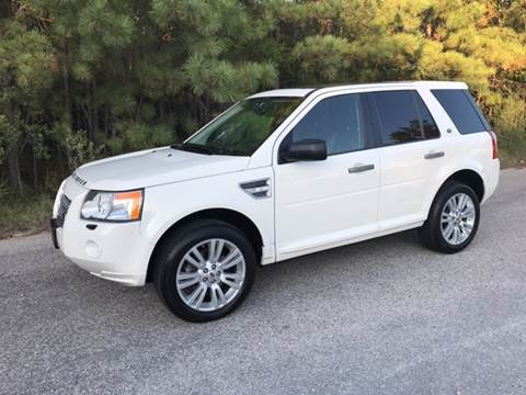 2010 Land Rover LR2 for sale in Wake Forest, NC