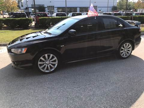 2010 Mitsubishi Lancer for sale at Drive 1 Auto Sales in Wake Forest NC