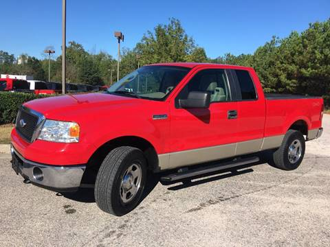2007 Ford F-150 for sale in Wake Forest, NC