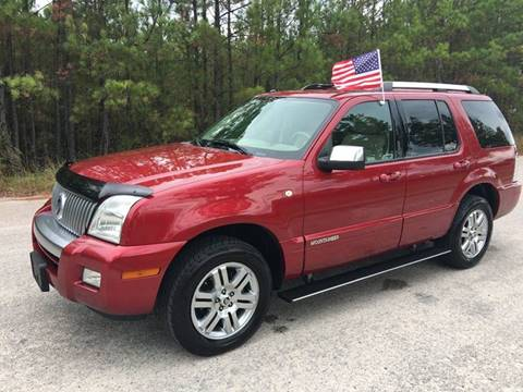 2007 Mercury Mountaineer for sale in Wake Forest, NC