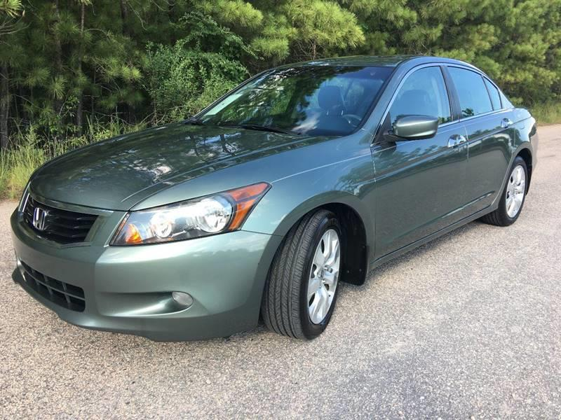 2010 Honda Accord EX L V6 4dr Sedan   Wake Forest NC