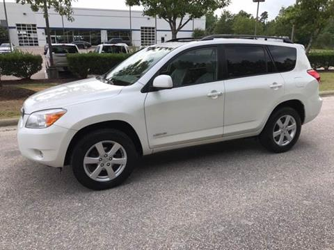 2007 Toyota RAV4 for sale at Drive 1 Auto Sales in Wake Forest NC