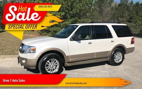 2014 Ford Expedition for sale at Drive 1 Auto Sales in Wake Forest NC