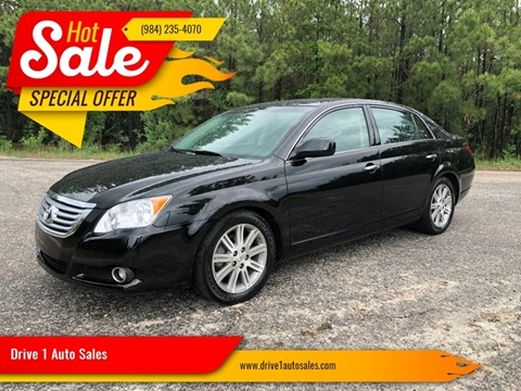2009 Toyota Avalon for sale at Drive 1 Auto Sales in Wake Forest NC