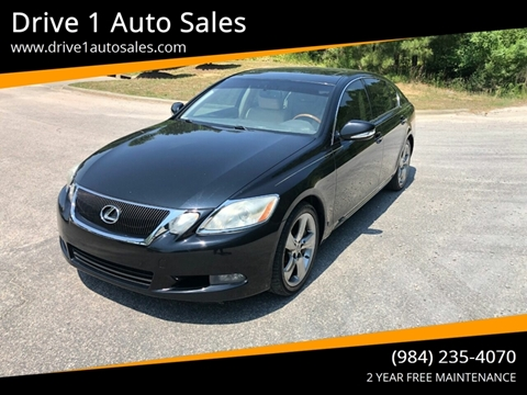 2010 Lexus GS 350 for sale at Drive 1 Auto Sales in Wake Forest NC