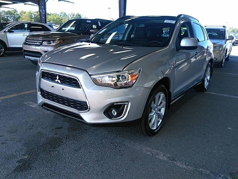 2013 Mitsubishi Outlander Sport for sale at Drive 1 Auto Sales in Wake Forest NC