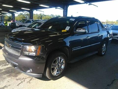 2010 Chevrolet Avalanche for sale at Drive 1 Auto Sales in Wake Forest NC