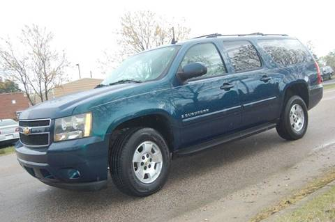 2007 Chevrolet Suburban for sale at Drive 1 Auto Sales in Wake Forest NC