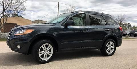2010 Hyundai Santa Fe for sale in Wake Forest, NC