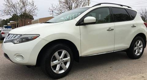2009 Nissan Murano for sale in Wake Forest, NC
