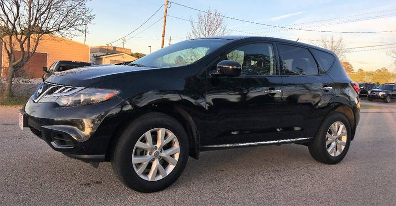 2011 Nissan Murano AWD S 4dr SUV   Wake Forest NC