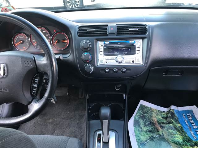 2005 Honda Civic Ex Special Edition 2dr Coupe In Newark Nj