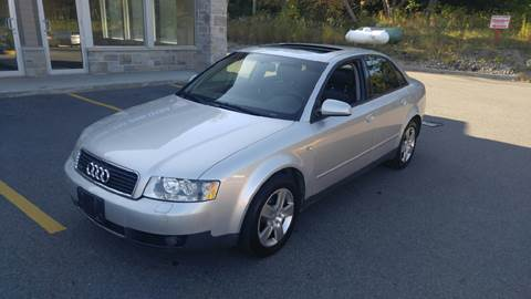2003 Audi A4 for sale in Chateaugay, NY