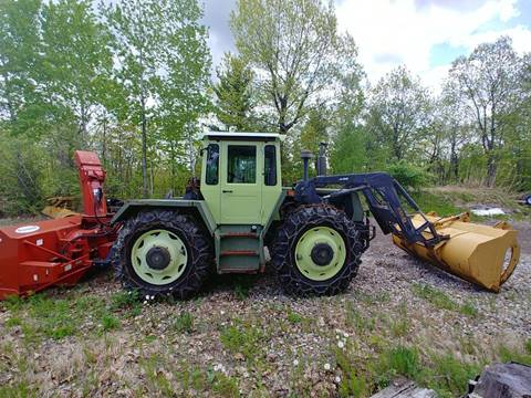 1986 MB TRAC 1500 TRAC 1500 for sale in Chateaugay, NY