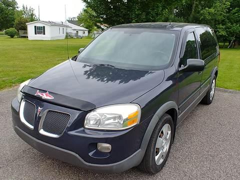 2009 Pontiac Montana SV6