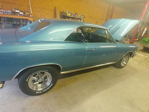 1966 Chevrolet Chevelle for sale in Chateaugay, NY