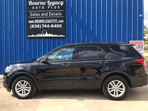2016 Ford Explorer for sale in Union, MO