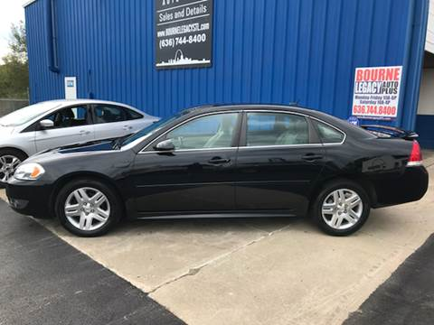 2011 Chevrolet Impala for sale in Union, MO