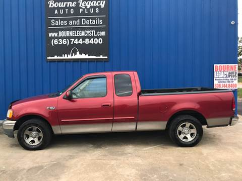 2002 Ford F-150 for sale in Union, MO