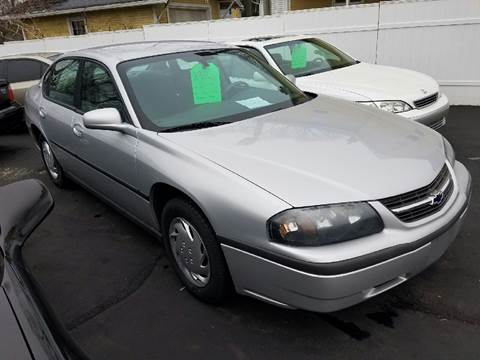 2004 Chevrolet Impala for sale in Newark, OH