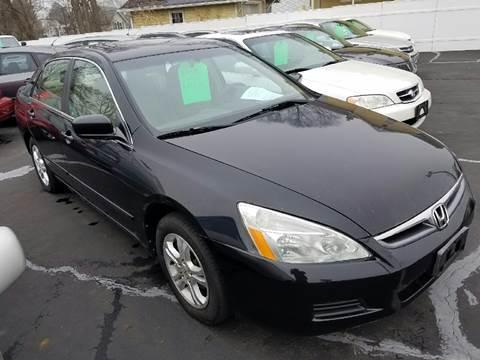 2007 Honda Accord for sale in Newark, OH