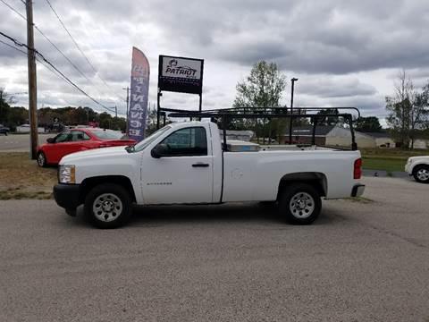 2011 Chevrolet Silverado 1500 for sale in Muskegon, MI