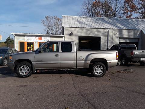 2003 GMC Sierra 1500 for sale in Cornell, WI