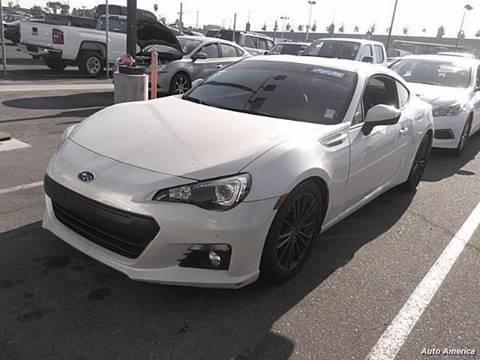 2014 Subaru BRZ for sale in Sacramento, CA