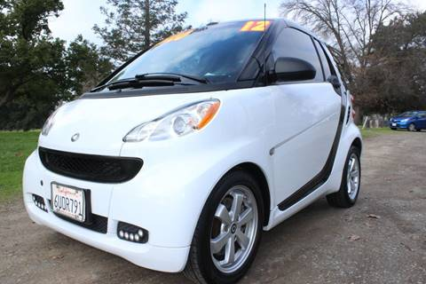 2012 Smart fortwo for sale in Sacramento, CA