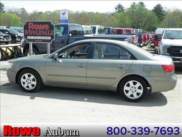 2009 Hyundai Sonata for sale in Auburn, ME