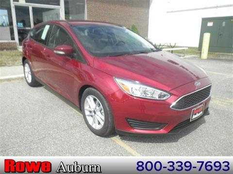 2017 Ford Focus for sale in Auburn, ME