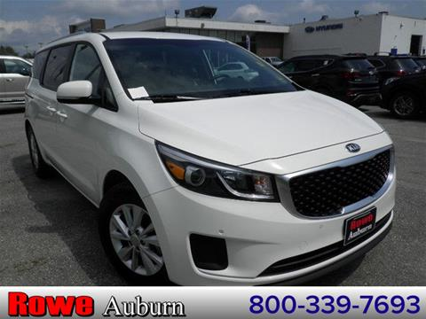 2017 Kia Sedona for sale in Auburn ME