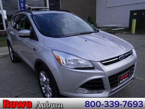 2013 Ford Escape for sale in Auburn ME