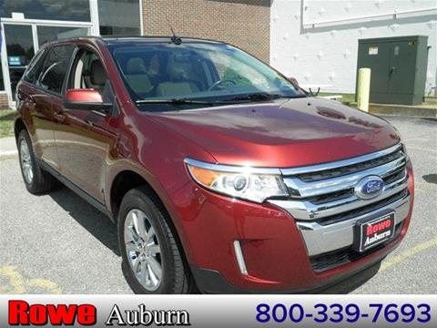 2014 Ford Edge for sale in Auburn ME