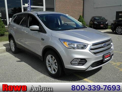 2017 Ford Escape for sale in Auburn ME