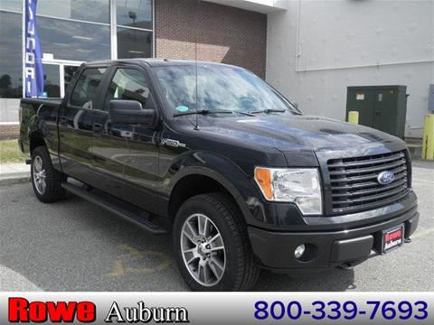 2014 Ford F-150 for sale in Auburn ME