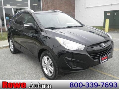 2012 Hyundai Tucson for sale in Auburn ME