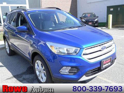 2018 Ford Escape for sale in Auburn ME