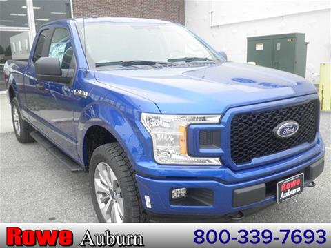 2018 Ford F-150 for sale in Auburn ME