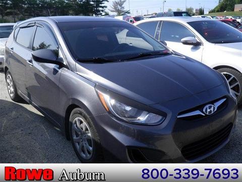 2013 Hyundai Accent for sale in Auburn ME